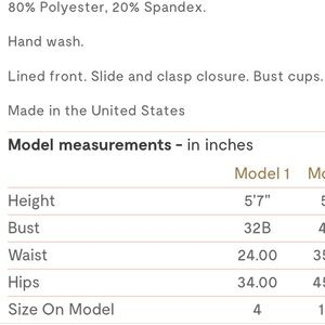 Modcloth Swim - ModCloth Beach Blanket Bingo Bikini, sz 8 NWT